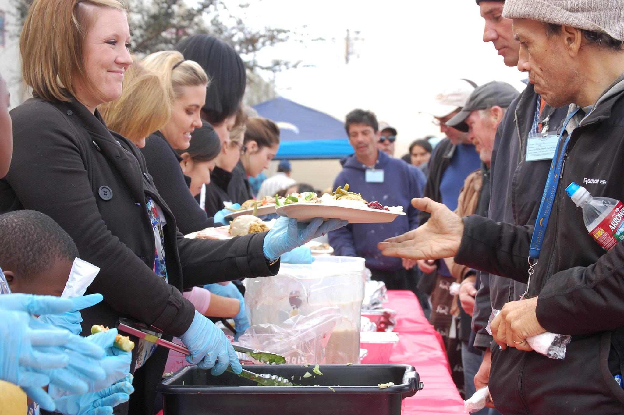 Tailgate Meals For The Homeless Hope Creek Charitable